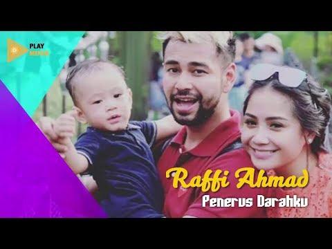 PENERUS DARAHKU - RAFFI AHMAD karaoke download ( tanpa vokal ) cover
