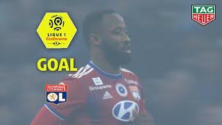 Goal Moussa DEMBELE (59') / Olympique de Marseille - Olympique Lyonnais (2-1) (OM-OL) / 2019-20