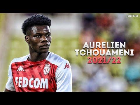 Aurelien Tchouameni 2021/22 - The Generational Talent | Skills & Goals | HD