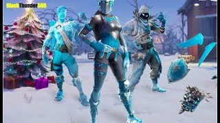 Fortnite montage + (Frozen legends pack)