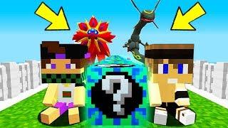 1000 PIXELMON LUCKYBLOCK SHINY LEGGENDARI - Minecraft ITA
