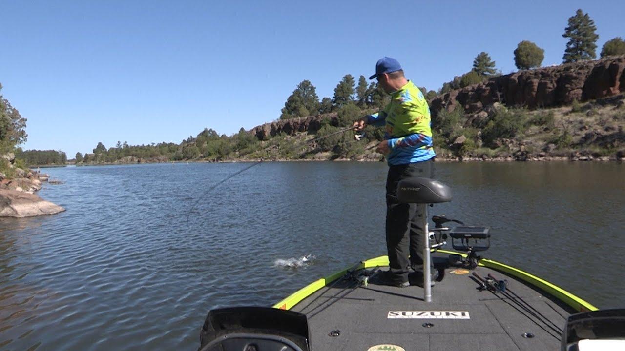 Fishing | Fool Hollow Lake Recreation Area