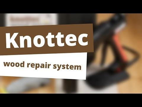 Knottec wood repair kit tec 820