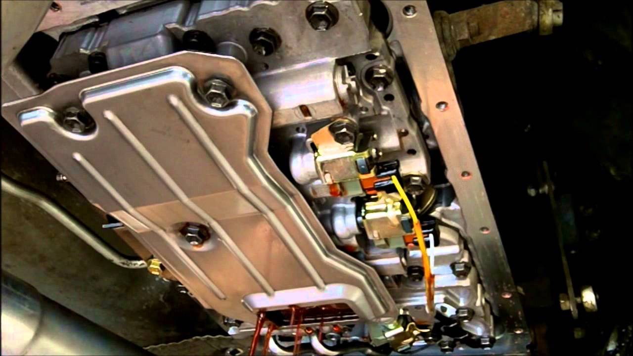 [DIAGRAM_09CH]  Automatic Transmission Filter and Flush on a Jeep Cherokee - YouTube | 94 Wrangler Automatic Transmission Wiring Diagram |  | YouTube