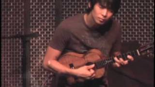 "Jake Shimabukuro - ""While My Guitar Gently Weeps"" - Live at Anthology"