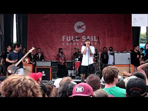 Movements - Full Set - 2017 Vans Warped Tour  - Holmdel, NJ. 07/15/17