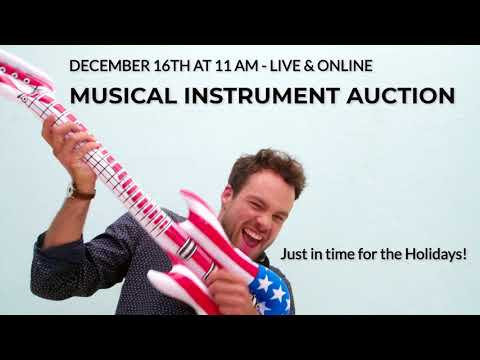 Musical Instrument Auction – Store | Collector December 16th 2017
