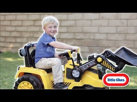 Cozy Powered Dirt Digger | Little Tikes