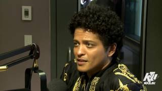 Bruno Mars Talks Working With Adele, The Super Bowl And Song ?24K Magic? on 103.5 KTU