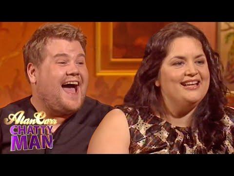 James Corden (Smithy) & Ruth Jones (Nessa) On Series 3 Of Gavin & Stacey | Alan Carr: Chatty Man