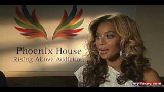 Beyonce Interview---Opens Beauty School in Brooklyn (Beyonce's Cosmetology Center)