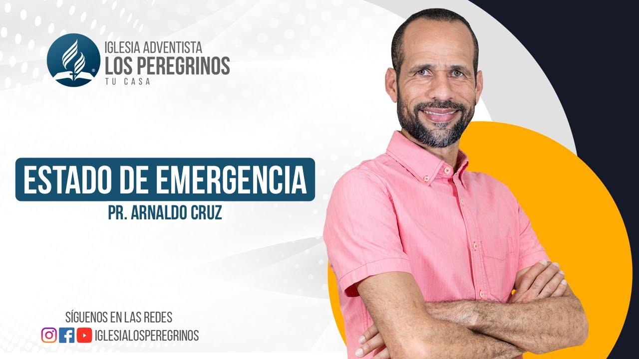 Estado de Emergencia. Sábado 1 Agosto, 2020