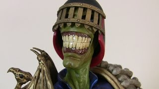 Judge Death Exclusive Statue by Pop Culture Shock