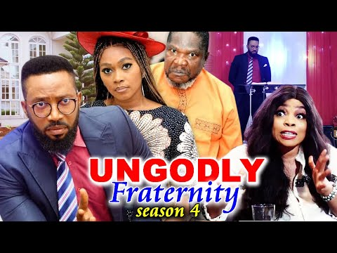 UNGODLY FRATERNITY SEASON 4-(Trending New Movie)Fredrick Leonard 2021 Latest Nigerian  Movie Full HD