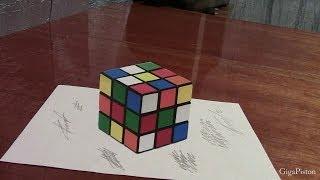 3D куб. Полный восторг!!!