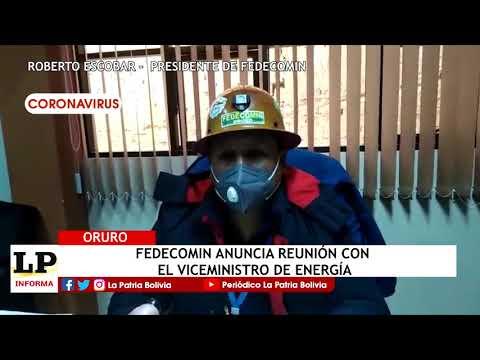 Fedecomin anuncia reunión con el Vicemi...
