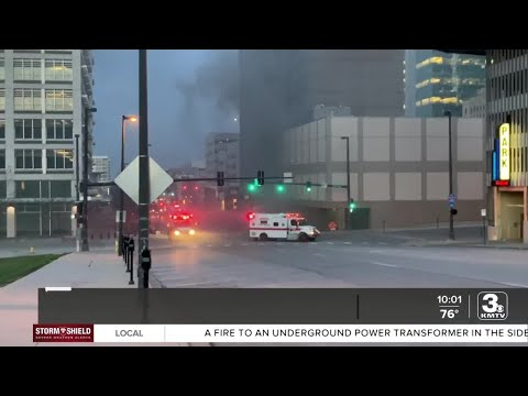 No injuries reported after underground explosion in downtown Omaha