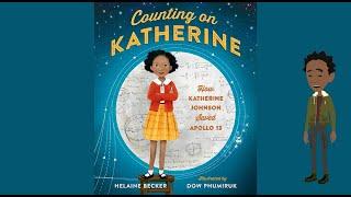 Animation Series: Counting On Katherine (#AtlantisBuild)