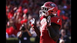 Sony Michel Senior Highlights  Georgia Football 201718 Highlights
