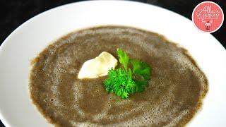 How to make Mushroom Soup | Грибной крем-суп из шампиньонов рецепт