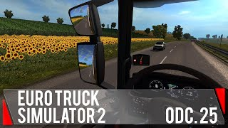 Amsterdam nocą (Euro Truck Simulator 2 #25)
