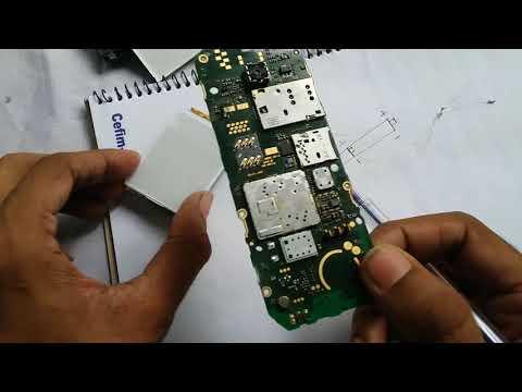 Nokia 206 Display Light Problem Solution Jumpe