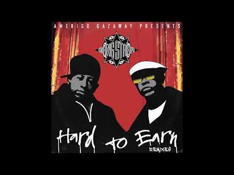 Gang Starr - Hard To Earn (Amerigo Gazaway Remixes) [Full Album]