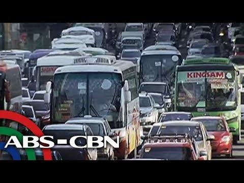 TV Patrol: DPWH, nagbabala: EDSA, nasisira na dahil sa dami ng sasakyan