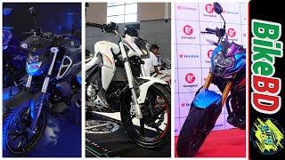 Top 5 Bikes From Dhaka Bike Show 2019!
