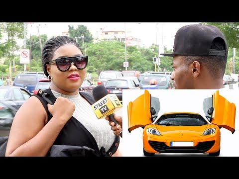 Ladies, Can You Buy A Car For Your Boyfriend? See Hilarious Replies (Watch Video)