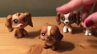 Lps dog collection(read description)