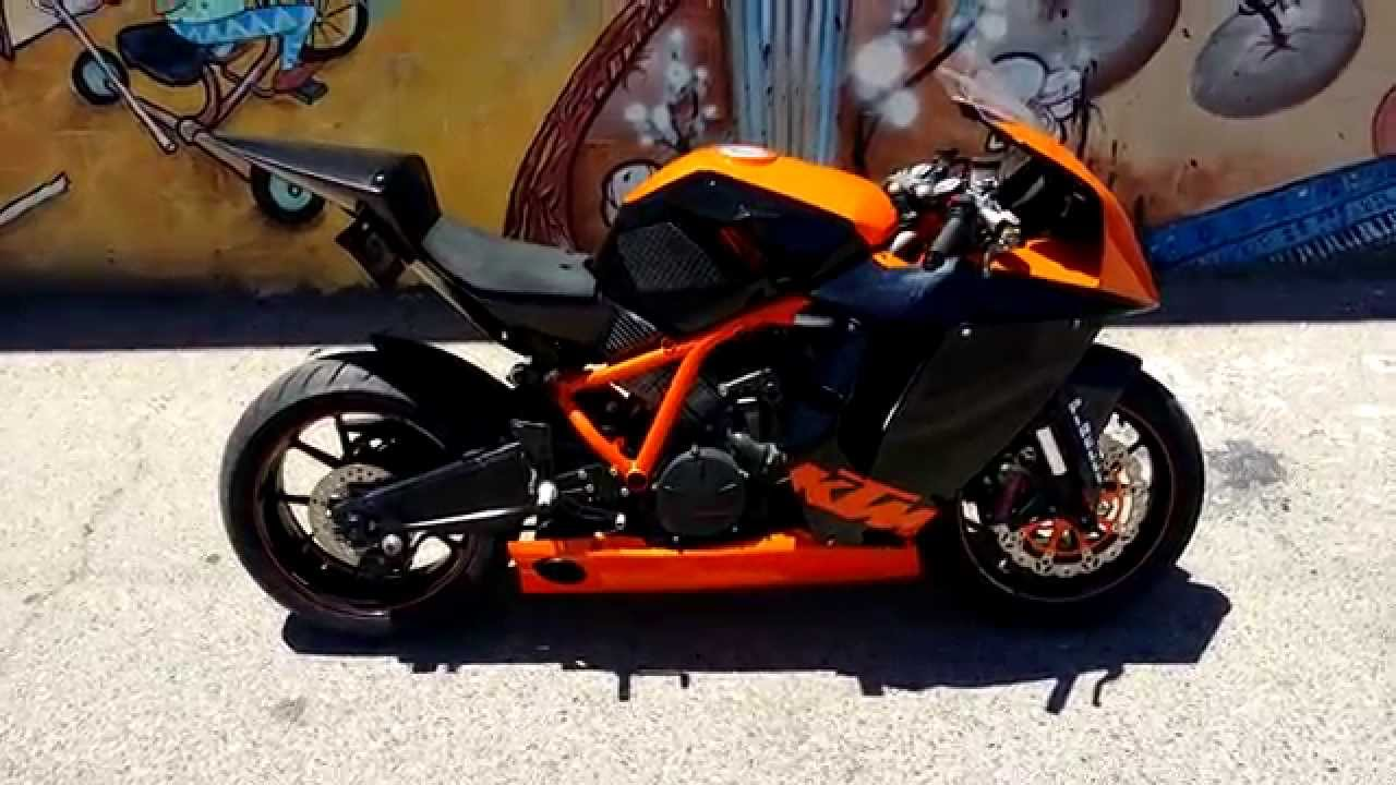 2014 ktm rc8-r race edition **for sale** - youtube
