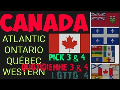 Canada Pick 3