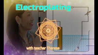 ELECTROPLATING, REDOX REACTION