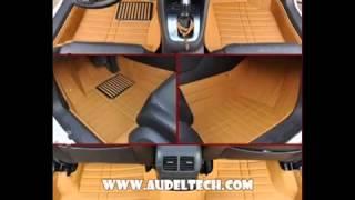AudelTech Audi Floor Mats & Car Mats ,#1  Custom Fit Full Surrounded Floor Mats AudelTech com