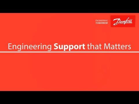Engineering Support that Matters | Danfoss | Video | English | danfoss cool