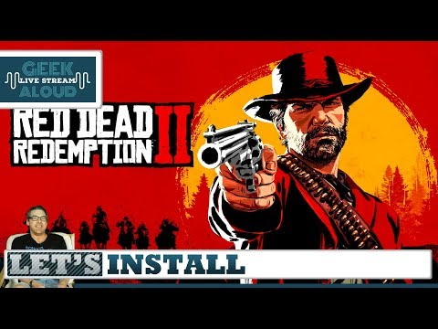 red dead redemption 2 wont install on my xbox one