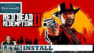 Let's Install - Red Dead Redemption 2