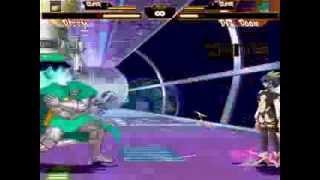 |\/| Boss X Boss MUGEN #47 - Dizzy (me) VS Dr. Doom