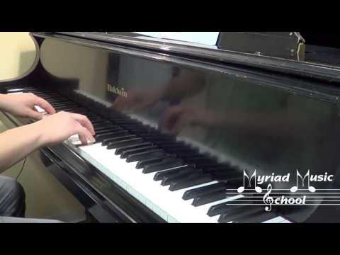 Sakura -- Piano Adventures Lesson Book 3A