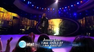 "Joshua Ledet - ""A Change Is Gonna Come"" - American Idol: Season 11 - Top 7"