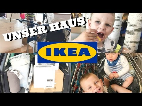 Unser haus vlog ikea shopping 2637 haul youtube for Stores like ikea in hawaii
