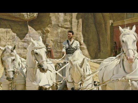 """BEN-HUR (2016) - for KING & COUNTRY """"Ceasefire"""" Music Video - Paramount Pictures"""
