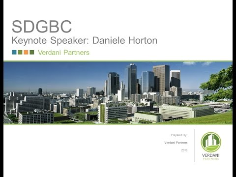 San Diego Green Building Conference and Expo 2016