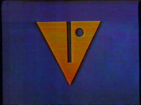 Fin de emisión TV - Himno Nacional (1980 Colombia)
