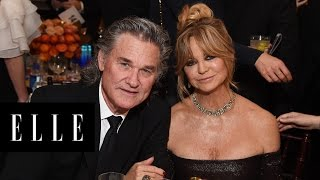 Goldie Hawn Shares the Real Reason She Never Married Kurt Russell | ELLE