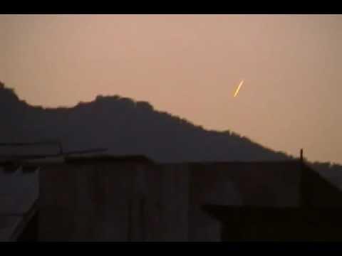 meteorito en acapulco 2013