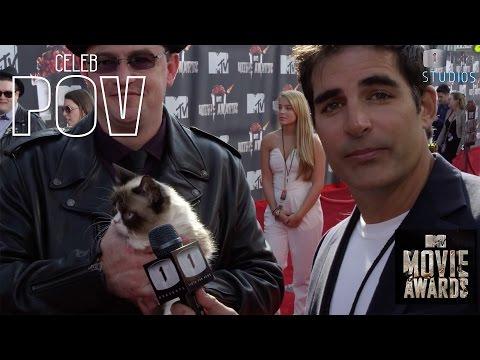 2014 MTV Movie Awards with host Galen Gering