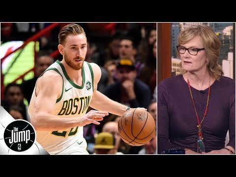 [The Jump] Jackie MacMullan doesn't expect the Celtics to make any trades:
