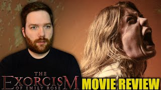 The Exorcism of Emily Rose - Movie Review
